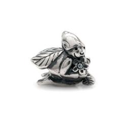 Abalorio con duende de plata 925