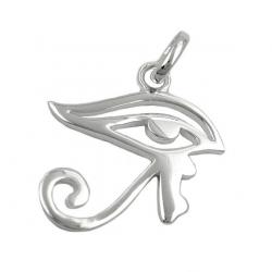 Colgante de plata 925 con ojo de Horus