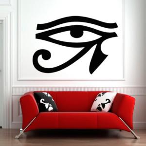 Cuadro con ojo de Horus