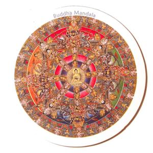 Imán Buda Mandala