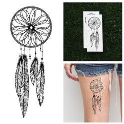 Tatuaje atrapasuños 2 piezas