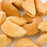 ¿Cómo hacer galletas chinas?