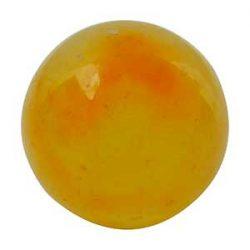 Bola generadora energía piedra citrino