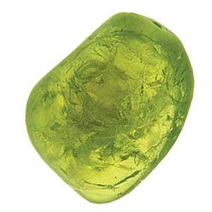 Olivina piedra propiedades