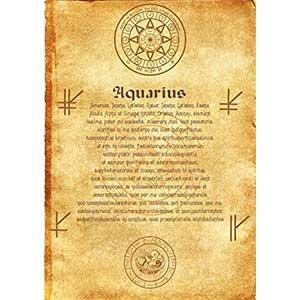 Pergamino antiguo runas brujas