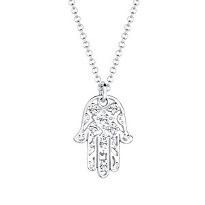 Elli-Collar-mujer-diseo-mano-de-Fatima-plata-de-ley-con-cristales-Swarovski-45cm-0