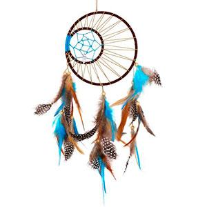 SOLEDI-Atrapasueos-Dream-Catcher-Cazador-Retro-crculos-concntricos-Atrapasueos-indio-colgante-de-pared-decoracin-adorno-regalo-0