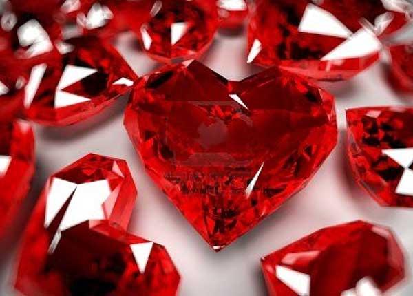 piedra rubi amor