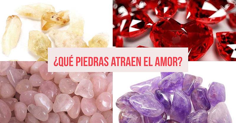 piedras amor